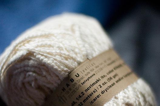 Habu yarn